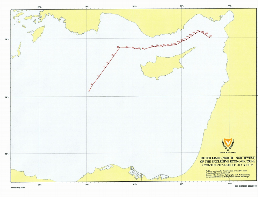 Cyprus Deposit to UNSG